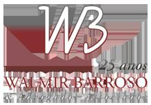 Logo Advocacia Walmir Barroso & Advogados