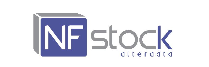 logotipo Alterdata NF Stock