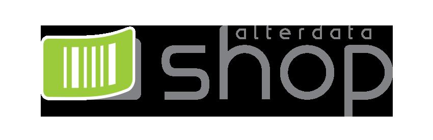 logotipo Alterdata Shop